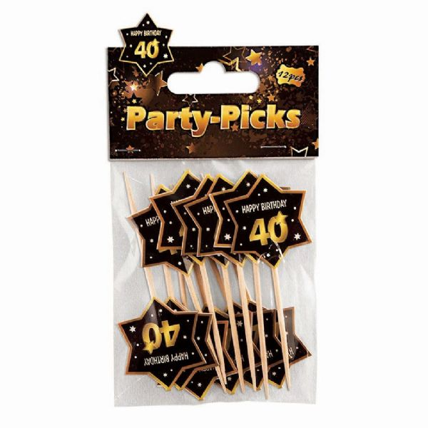 40th Birthday Party Picks